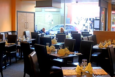 Comfortable Italian dining at North End, Portsmouth